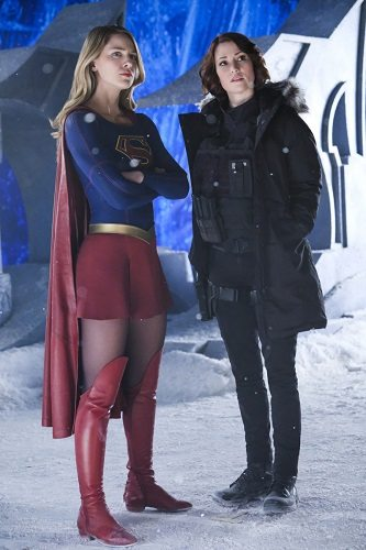 Supergirl season 2 episode 22