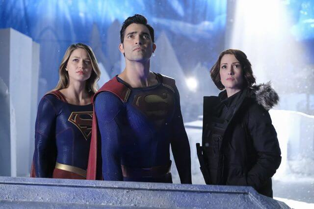 Supergirl Season 2 Finale