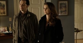 The Americans stars Matthew Rhys and Keri Russell