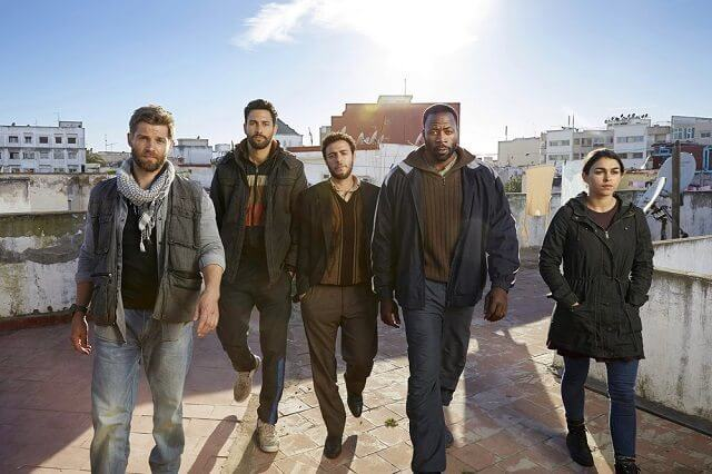 The Brave TV Series Cast
