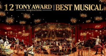The Great Comet Earns 12 Tony Nominations