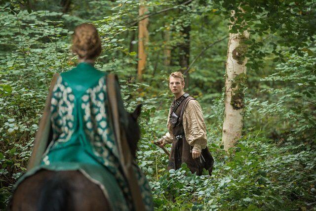 The White Princess episode 7 Patrick Gibson