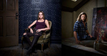 Midnight, Texas Arielle Kebbel and Jason Lewis