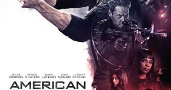 American Assassin Official Poster