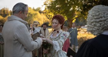 American Gods Season 1 Episode 7 John Richardson and Emily Browning