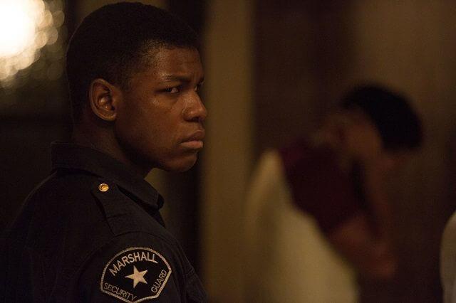 Detroit star John Boyega