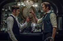 The Greatest Showman Zac Efron and Hugh Jackman