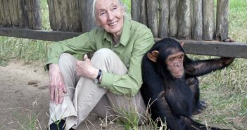 War for the Planet of the Apes teams up with Jane Goodall
