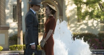 The Last Tycoon Matt Bomer and Lily Collins