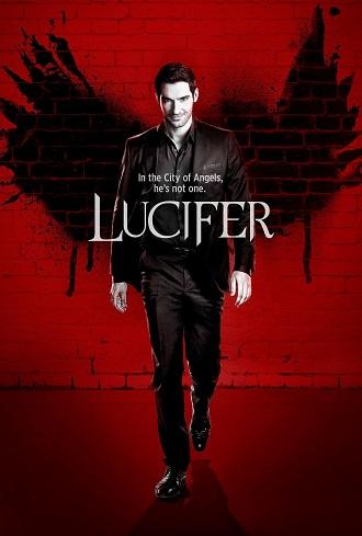 Warner Bros TV Lucifer at Comic Con