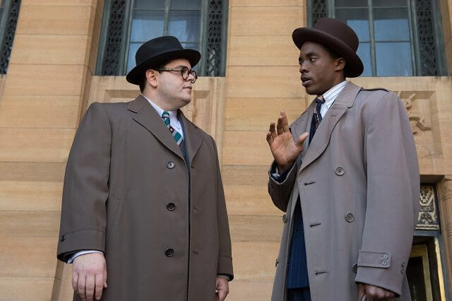 Chadwick Boseman, Josh Gad Fight Bigotry in Gritty First Trailer for 'Marshall'