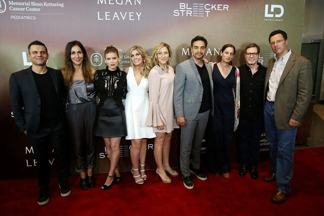 Megan Leavey Gabriela Cowperthwaite, Pete Shilaimon and Cast
