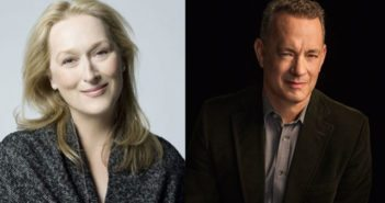 The Papers Stars Meryl Streep and Tom Hanks