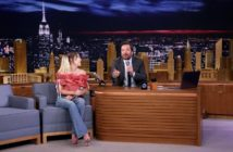 Miley Cyrus and Jimmy Fallon