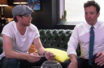 Niall Horan and Jimmy Fallon