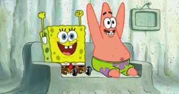 SpongeBob Squarepants on Nickelodeon