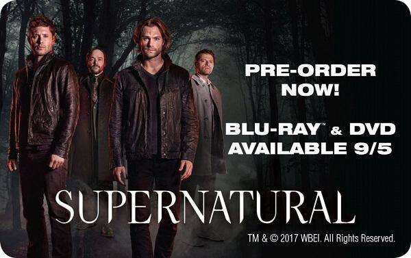 Supernatural 2017 Comic Con Key Card