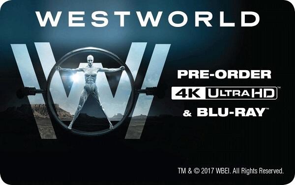 Westworld Comic Con Key Card