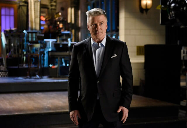 Alec Baldwin Cast in NBC's 'A Few Good Men' Live