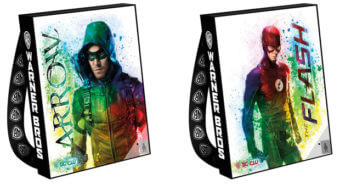 Arrow and The Flash Comic Con Bags 2017