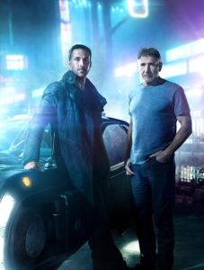 Blade Runner 2049 Ryan Gosling and Harrison Ford