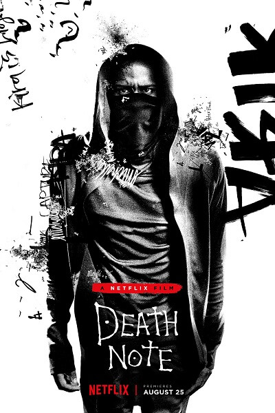 "Death Note Film Unveils a New ""L"" Character Poster"