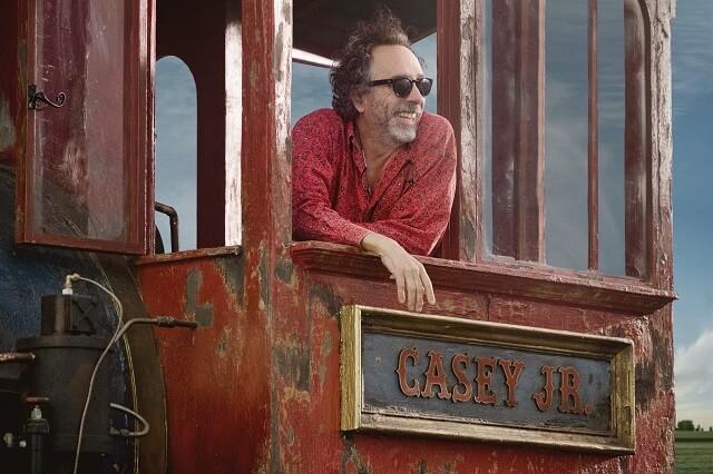 Dumbo Director Tim Burton