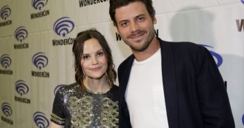 Midnight, Texas Francois Arnaud and Sarah Ramos
