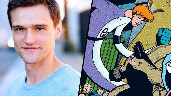 Hartley Sawyer Joins The Flash Season 4 as Elongated Man!