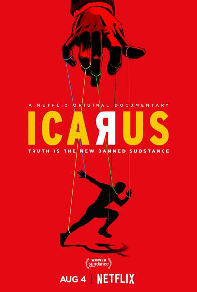 Icarus is a hell of a movie