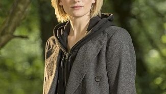 Doctor Who Star Jodie Whittaker