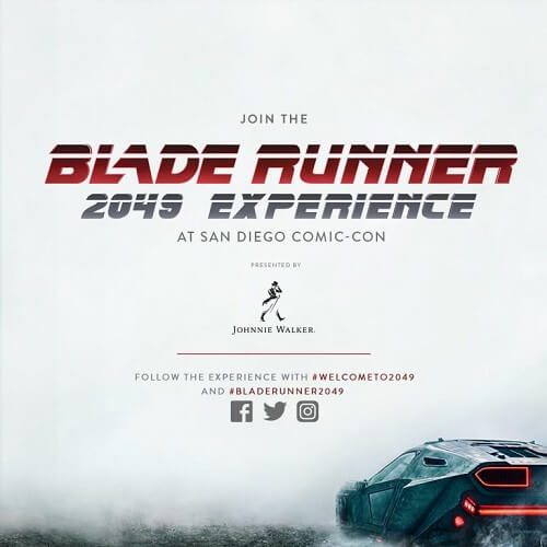 The Blade Runner 2049 Experience