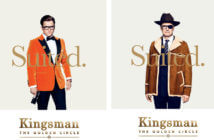 Kingsman: The Golden Circle Posters
