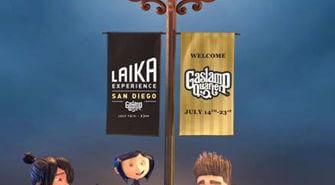 LAIKA Comic Con