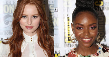 Riverdale Madelaine Petsch and Ashleigh Murray