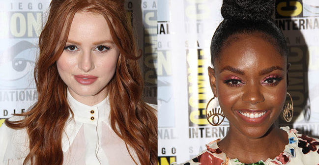 'Riverdale' Season 2: Ashleigh Murray and Madelaine Petsch on What's in Store for Josie and Cheryl