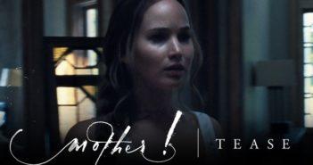Mother! Teaser Trailer Starring Jennifer Lawrence
