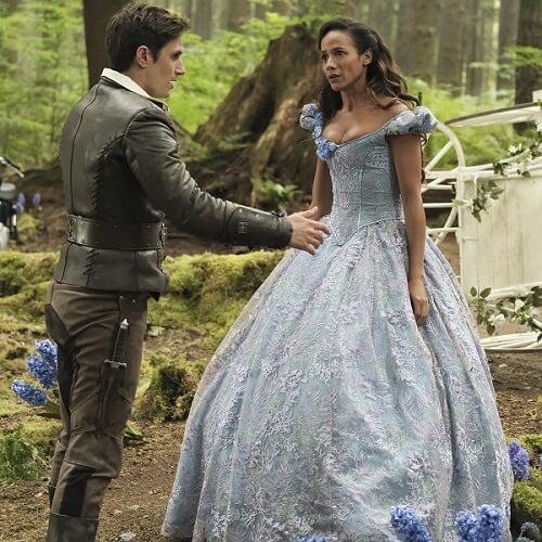Once Upon a Time Bosses Reveal Dania Ramirez's Character