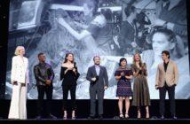 Star Wars: The Last Jedi Cast and Rian Johnson