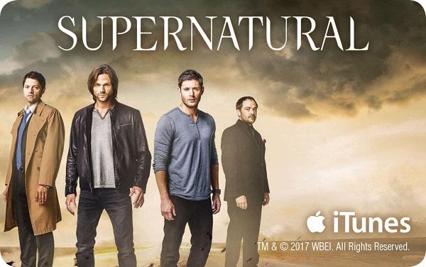 Supernatural Comic Con Key Card