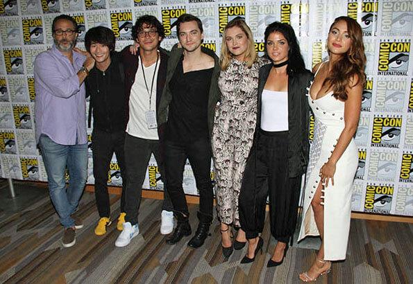 The 100 Season 5 Cast