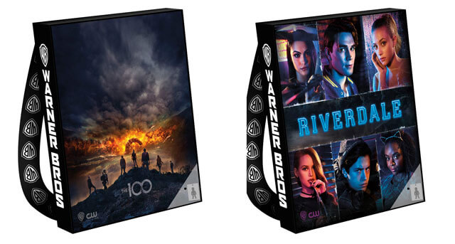 The 100 Riverdale Comic Con Bags 2017