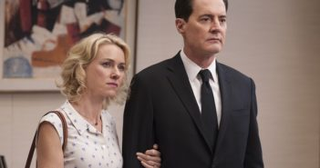 Twin Peaks Naomi Watts and Kyle MacLachlan