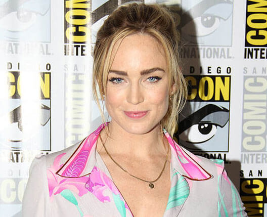 Legends of Tomorrow star Caity Lotz