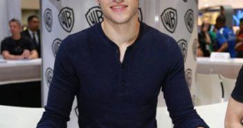 Krypton star Cameron Cuffe