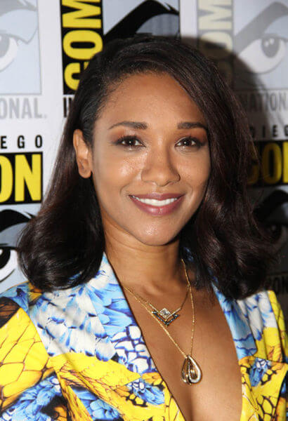 Candice Patton The Flash