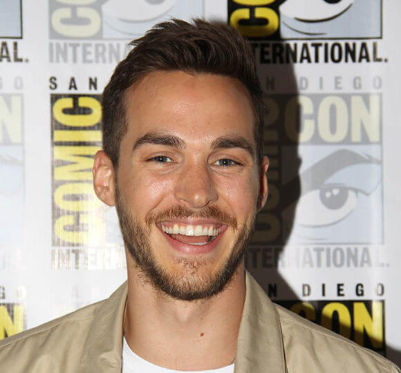 Supergirl star Chris Wood