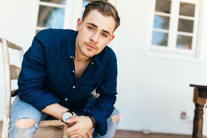 Stranger Things star Dacre Montgomery