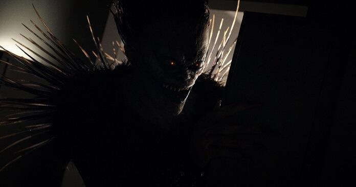 Death Note character Ryuk