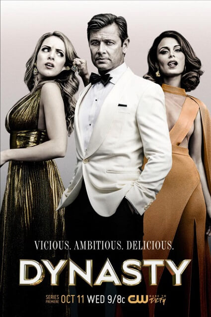 39 dynasty 39 and 39 valor 39 debut new season 1 posters - The office streaming season 1 ...